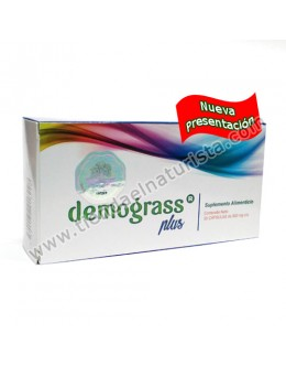 Demograss Plus 30 cápsulas