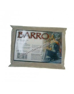 Barro 100% natural - 1 Kg