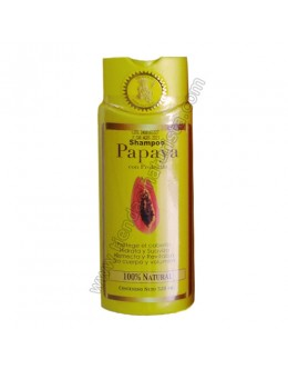 Shampoo de Papaya